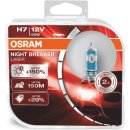 OSRAM 64210NL-HCB Night Breaker® LASER H7 2er Set...
