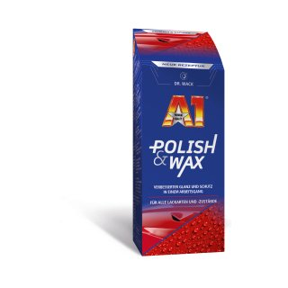 DR. WACK 2645 A1 Polish & Wax Politur 250 ml