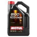 Motul 109232 8100 Eco-clean 5W30 5 l